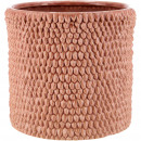 Ceramic bucket Danil, D19,5cm, H18cm, for TO16, ro